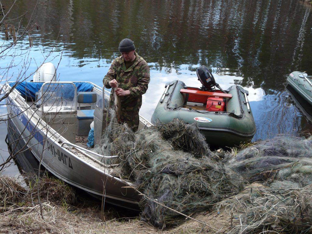 Когда можно на лодке